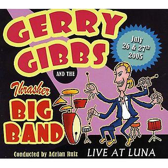 Gerry Gibbs - Gerry Gibbs & the Thrasher Big Band [CD] USA import