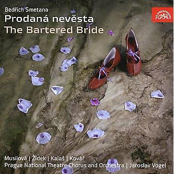 B. Smetana - Bedrich Smetana: Prodan  Nevesta (the Bartered Bride) [CD] USA import