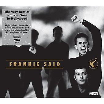 フランキー ハリウッドへ行く - フランキー言った: 非常にベスト [CD] アメリカ輸入