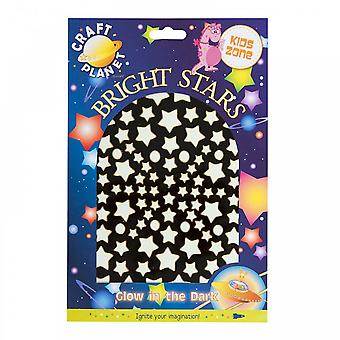 Craft planète Glow In The Dark Stars