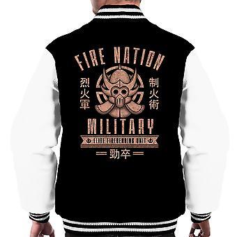 Brand er hård legenden om Korra mænds Varsity jakke