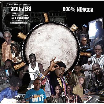 Ernestus, Mark Presents Jeri Jeri - 800 Percent Ndagga [CD] USA import