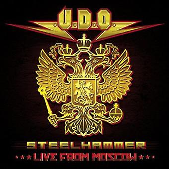 U.D.O. - Steelhammer Live From Moscow [CD] USA import