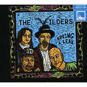Wilders - forår en lækage [CD] USA import