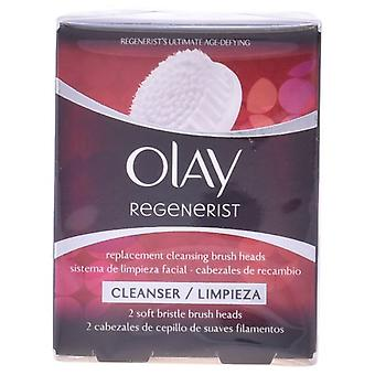 Olay Olay Regenerist 3 Point Super Cleansing System Replacement Brush Heads