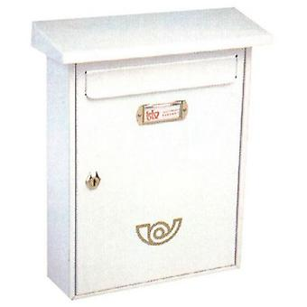 BTV Mailbox White Castle (DIY , Hardware , Home hardware , Mailboxes)