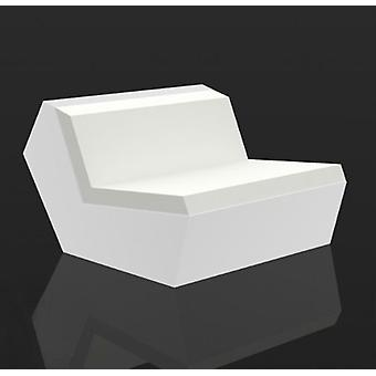 Vondom Faz Sofa Resteve Central Led Modulo 54004L Ice Rg