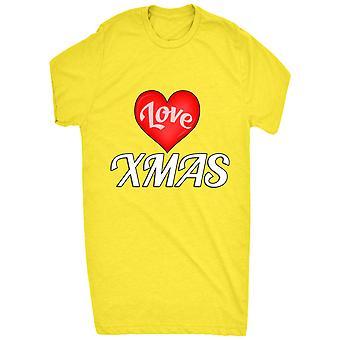 Renowned I Love Heart Xmas