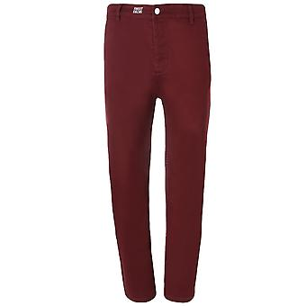 Sweet SKTBS Chino pants men's jeans red the chinos Bordeaux