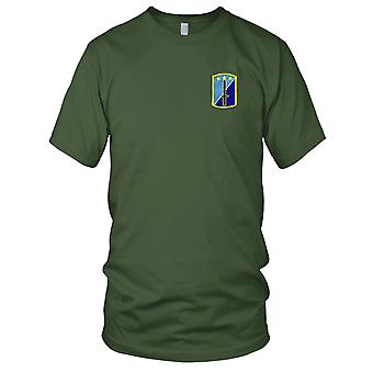 US Army - 170th Infantry Brigade Embroidered Patch - Kids T Shirt