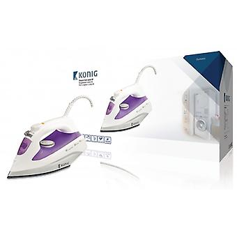 König Irons 2000 W 300 ml Purple/white