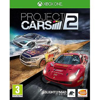 Projekt biler 2 Xbox én videospil