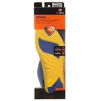 Sofsole Insoles Athlete (Mens UK Size 7-8)