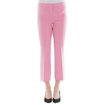 Theory women's H1109216VIW pink acetate pants