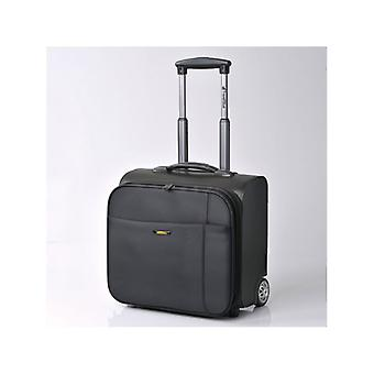 Maleta rígida con ruedas para el ordenador y otros (Rigid rolling laptop bag-14'')