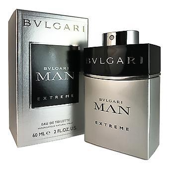 Bvlgari Man Extreme for Men 2 oz EDT Spray