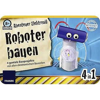 Robot assembly kit Franzis Verlag Franzis 978-3-645-65251-3 8 years and over