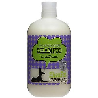 Sheapet Shampoo With Green Tea & Sea Kelp 510ml