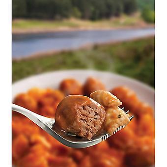 Wayfayrer Pasta & kött bollar