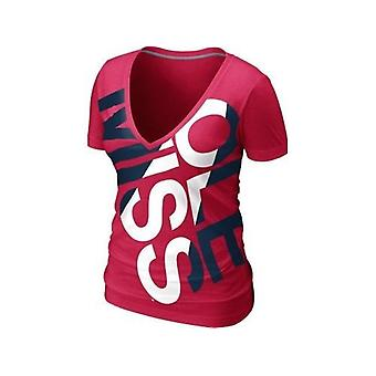 Ole Miss Rebels NCAA Nike v-Neck Tee