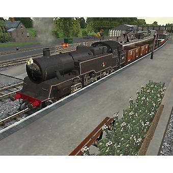Severn Valley Railway (tåg Sim Lägg på)