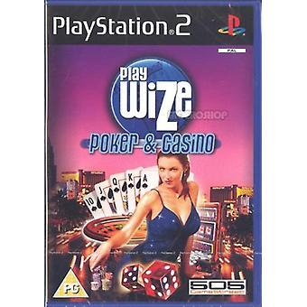 Playwize Poker Casino (PS2)