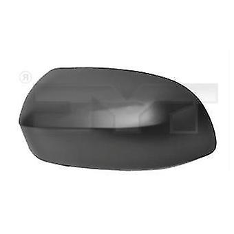 Left Mirror Cover (black grained) VAUXHALL CORSA mk2 2000-2006