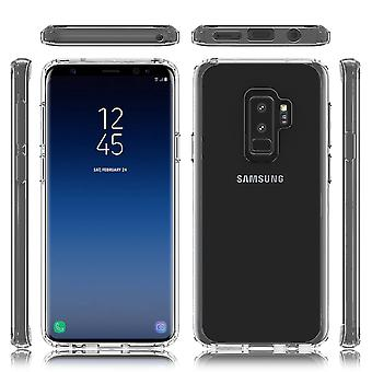 Bumperskal with a transparent back-Samsung Galaxy S9 +