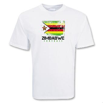 Zimbabwe Fußball-T-Shirt