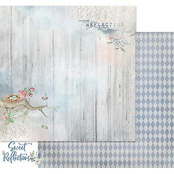 Sweet Reflections Double-Sided Cardstock 12