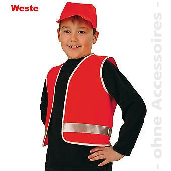 Bauarbeiter Kinder Kostüm Arbeiterkostüm Baustelle Kinderkostüm