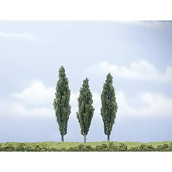 Tree set Poplar 90 up to 120 mm Woodland Scenics