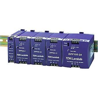 Rail mounted PSU (DIN) TDK-Lambda DPP-960-24-3 24 Vdc 40 A 960 W 1 x