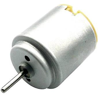 Workplace training material - Electric motor Modelcraft R260 (Ø x L) 24 mm x 2