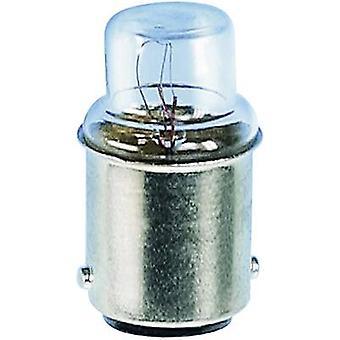 Mini bulb 30 V 5 W BA15d Clear 00273005