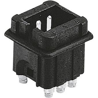 Harting 09 70 006 2616 Staf enchufe Industrial 6-sti-s conector serie Staf - insertos