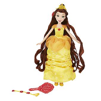 Disney Princess Long Locks Belle Fashion Doll & Accessories Age 3+