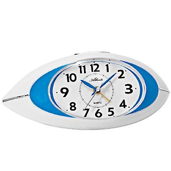 Quartz alarm clock alarm clock quartz repetition crescendo creeping second light function