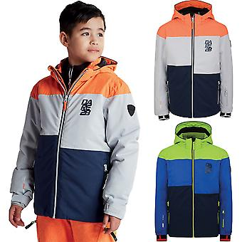 Dare 2b Boys Roamer Waterproof Breathable Hooded Skiing Coat