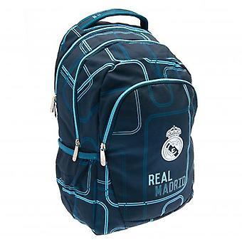 Real Madrid Backpack Premium BL
