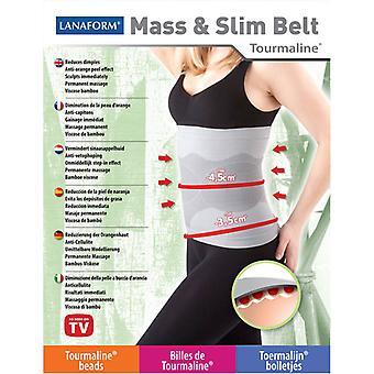 Lanaform Mass & Slim Belt Afslankgordel S