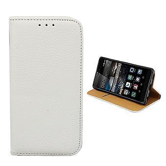Colorfone Huawei P9 cartera caja (blanco)