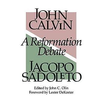 Reformasjonen debatt av John Calvin - Jacopo Sadoleto - 9780801023903