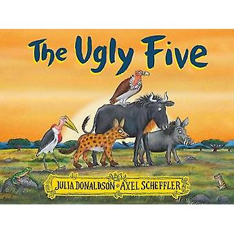 The Ugly Five by The Ugly Five - 9781407184630 Book