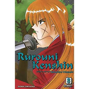 Rurouni Kenshin - Vol. 8 (edición de Vizbig) de Nobuhiro Watsuki - Nobuh