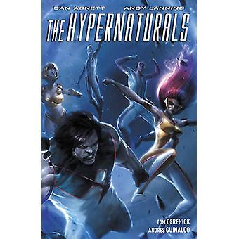 Den Hypernaturals - v. 2 av Dan Abnett - Andy Lanning - 9781608863198