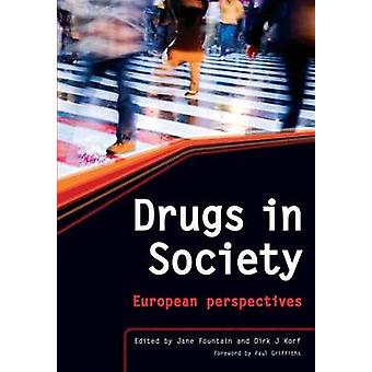 Drugs in Society - The Epidemiologically Based Needs Assessment Review