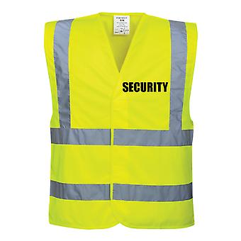 Hola Viz amarillo Vis chalecos seguridad