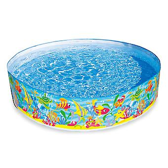 INTEX 5645 Ocean Play Snapset piscina 6 FT x 13 polegadas