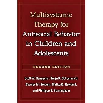 Multisystemic Therapy for Antisocial Behavior in Children and Adolesc